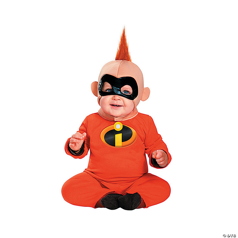 Baby Deluxe Incredibles™ Jack Jack Costume - 12-18 Months