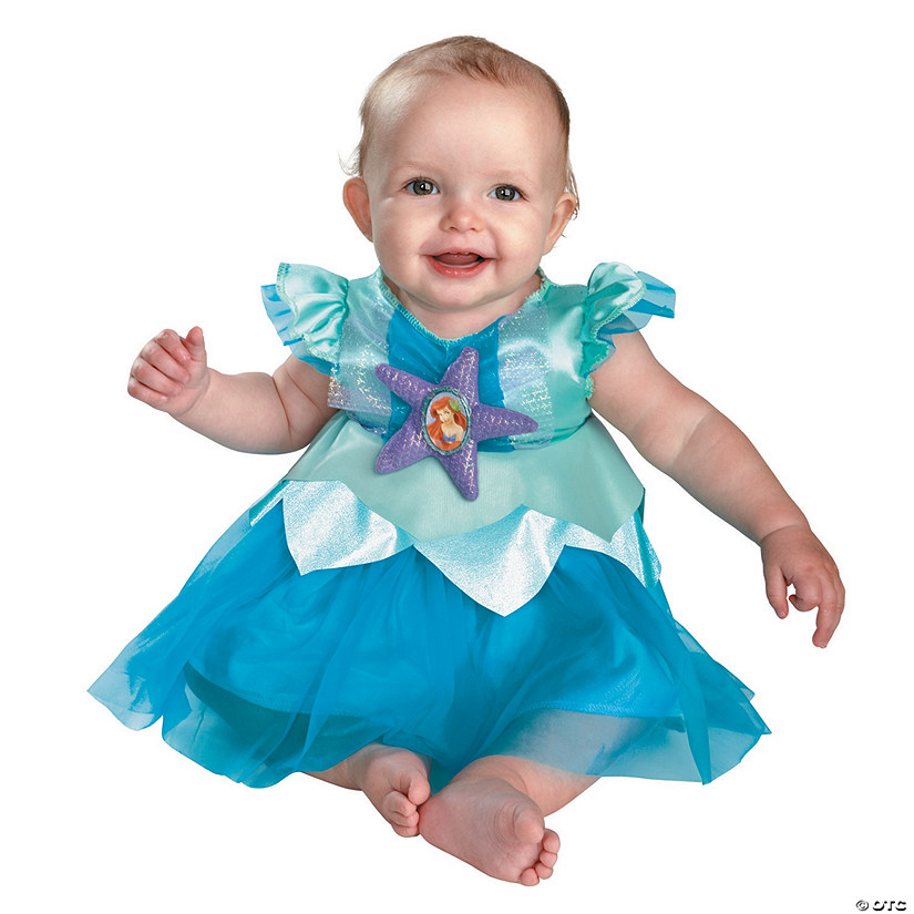 Baby Disney\'s The Little Mermaid™ Ariel Costume - 12-18 Months