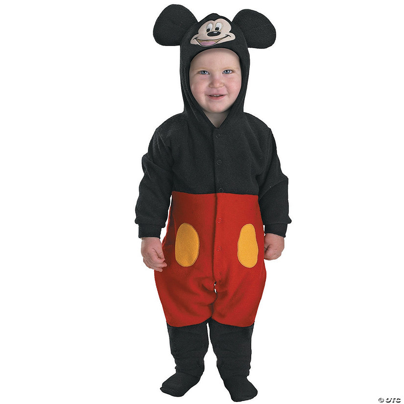 Baby Mickey Mouse™ One-Piece Costume
