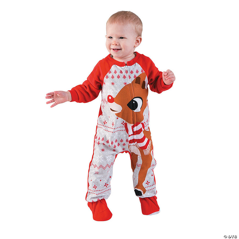 Baby Rudolph the Red-Nosed Reindeer<sup>®</sup> Pajamas