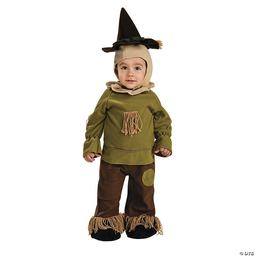 Baby Scarecrow Costume - 0-6 Months