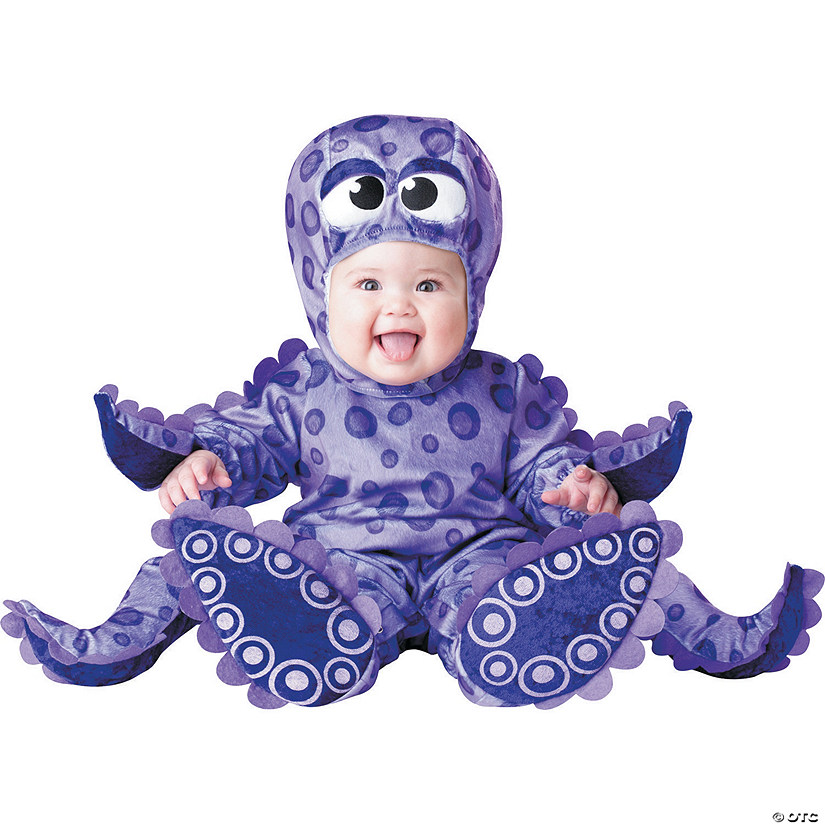 Baby Tiny Tentacles Costume