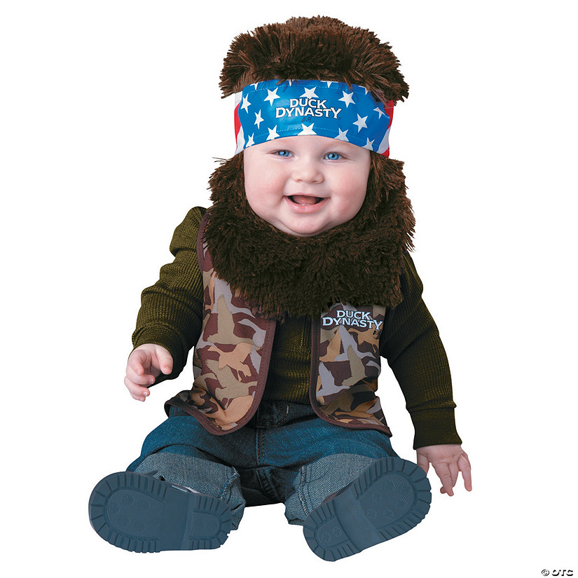 Baby/Toddler Boy's Duck Dynasty™ Willie Costume