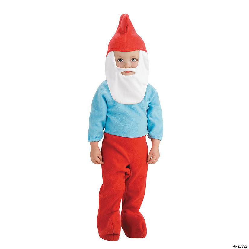 Baby/Toddler Boy's The Smurfs™ Papa Smurf Costume