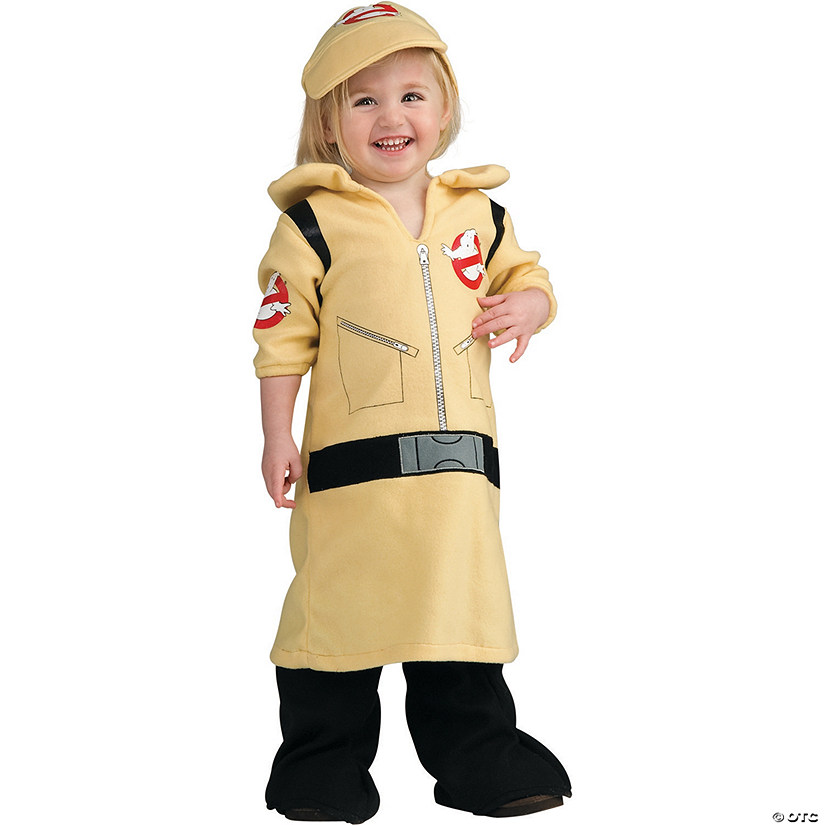 Baby/Toddler Girl's Ghostbusters™ Costume