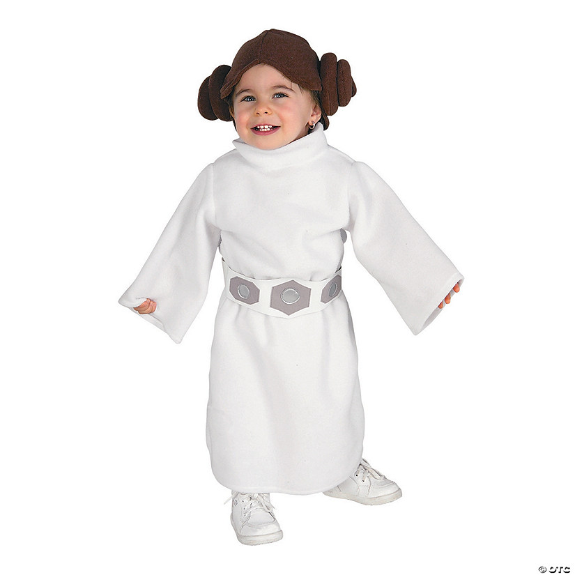 Baby/Toddler Girl's Star Wars™ Princess Leia Costume