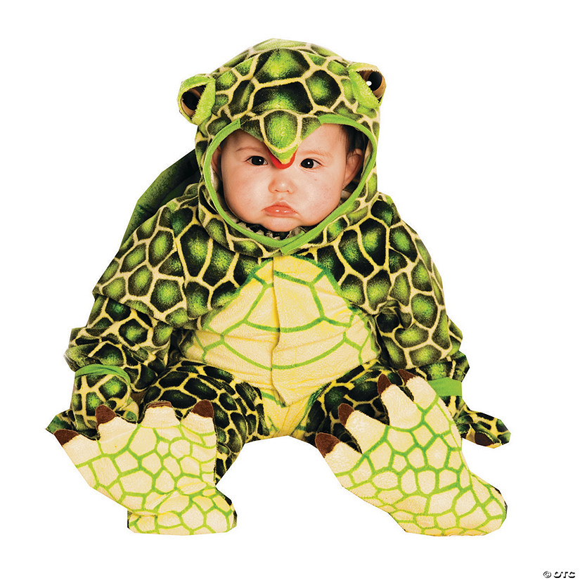 Baby/Toddler Plush Turtle Costume