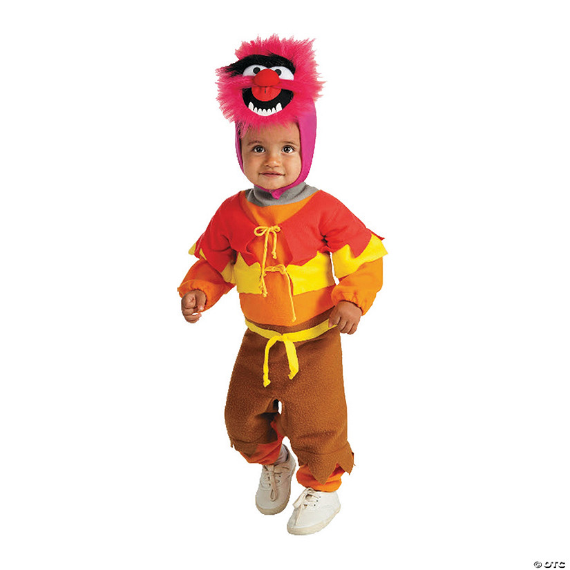 Baby/Toddler The Muppet Show™ Animal Ez-On Romper Costume