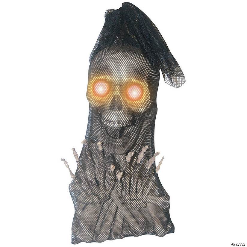 Bag of Bones with Light-Up Eyes Halloween Décor