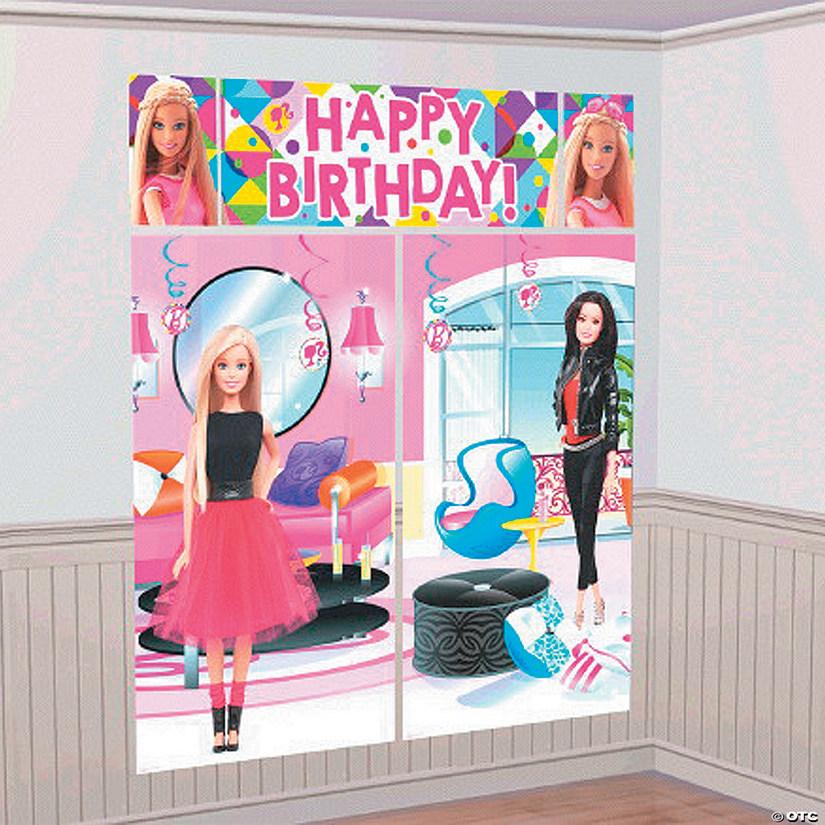 Barbie Home Decoration Games: Barbie™ Sparkle Backdrop