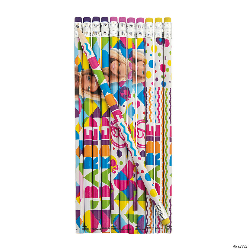 Barbie™ Sparkle Pencils