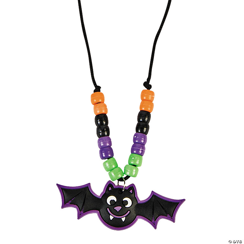 Bat Necklace Craft Kit