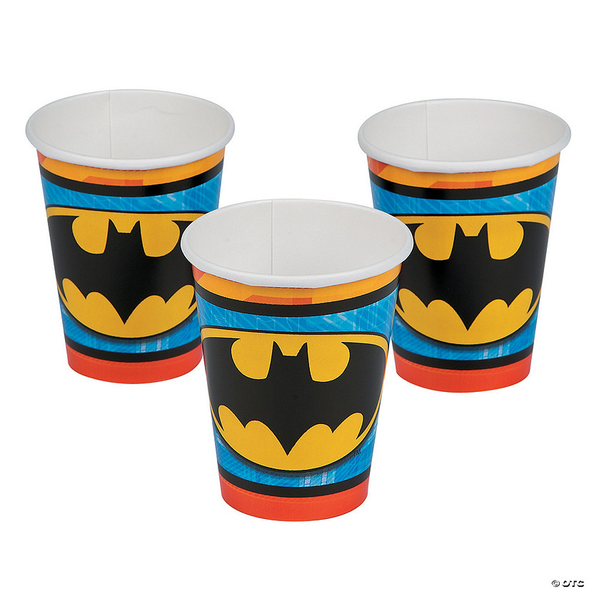 Batman™ Paper Cups