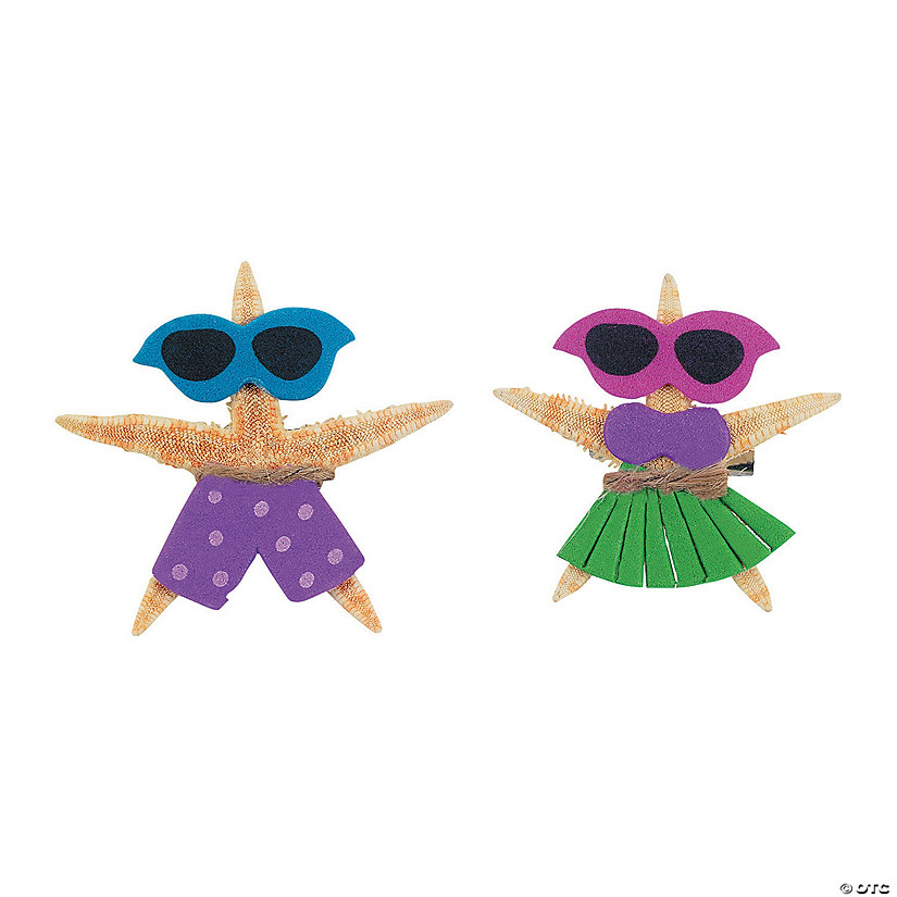Beach Buddy Pin Craft Kit