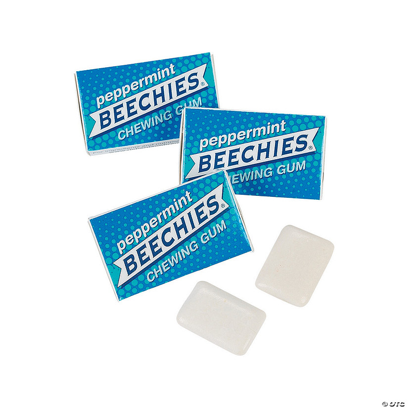 Beechies® Peppermint Gum