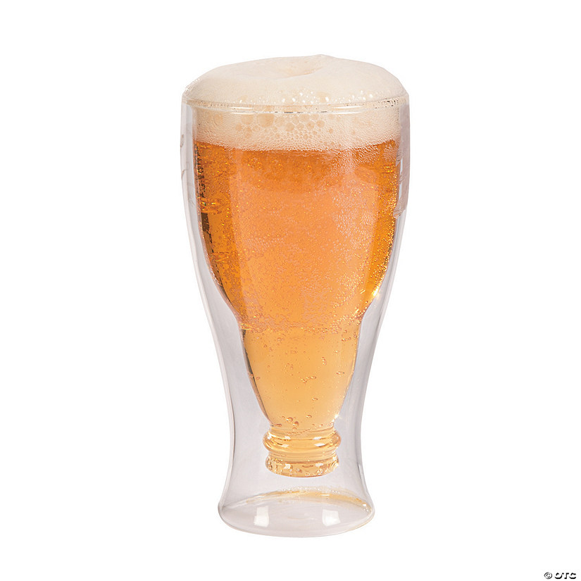 Beer Bottle Glass Pilsner Glass