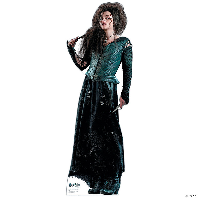 Bellatrix Lestrange - Deathly Hallows Cardboard Stand-Up
