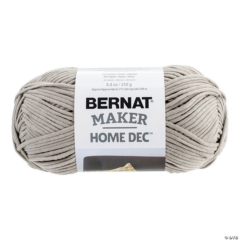 Bernat Bernat Maker Home Dec Yarn-Clay