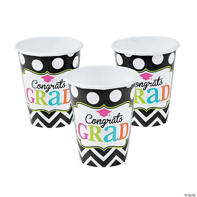 Big Dream Grad Cups