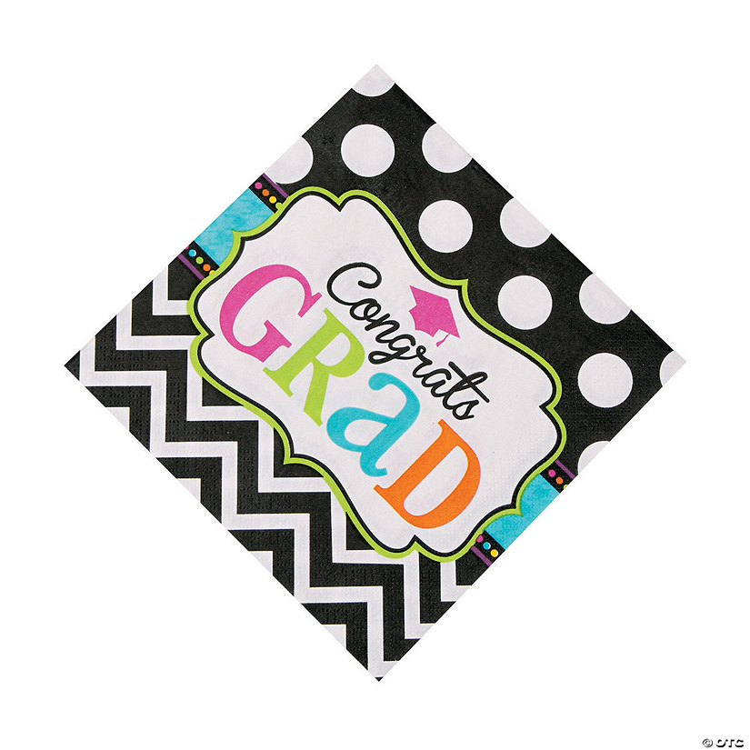 Big Dream Grad Luncheon Napkins