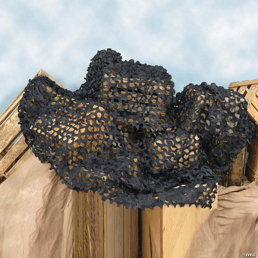 Black Netting Wall Decoration