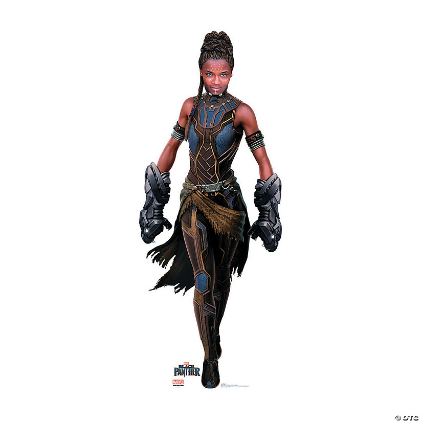 Black Panther Shuri Cardboard Stand-Up