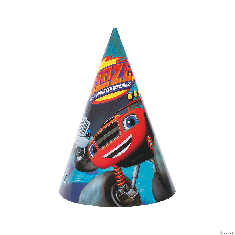 Blaze and the Monster Machines™ Cone Hats