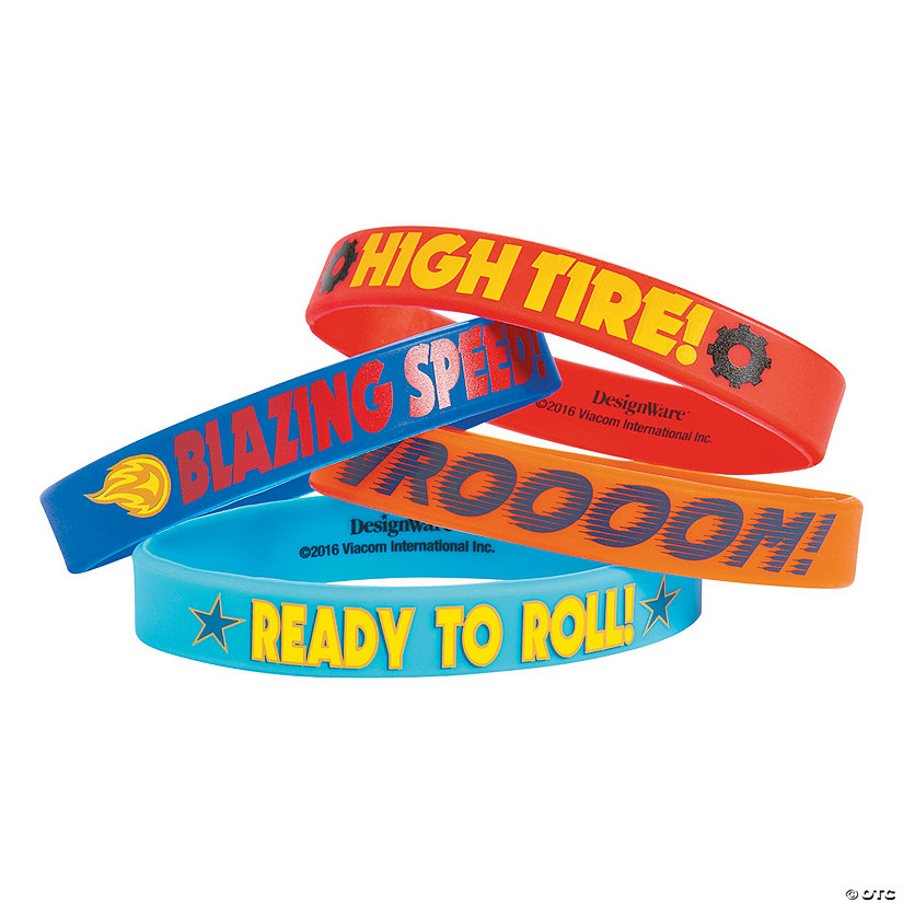 Blaze and the Monster Machines™ Rubber Bracelets