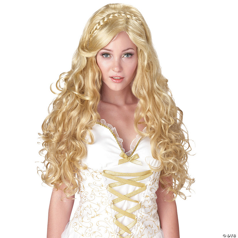 Blonde Mythic Goddess Wig