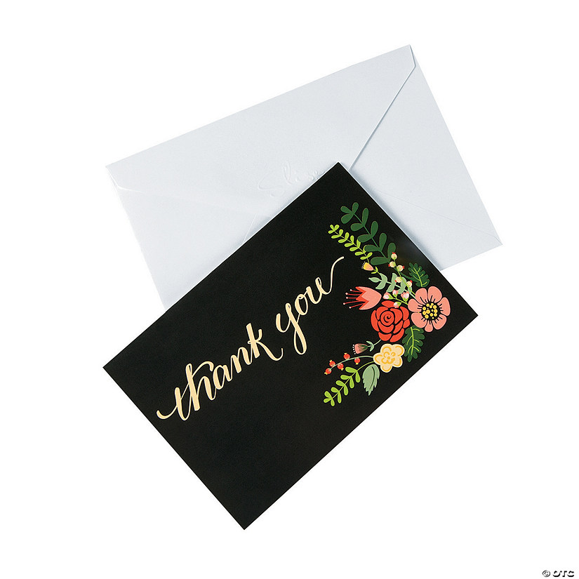 Bloom Thank You Cards