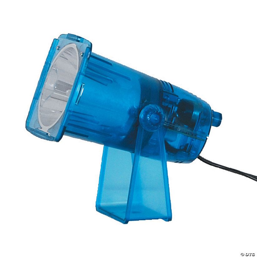 Blue 360º Strobe Party Light