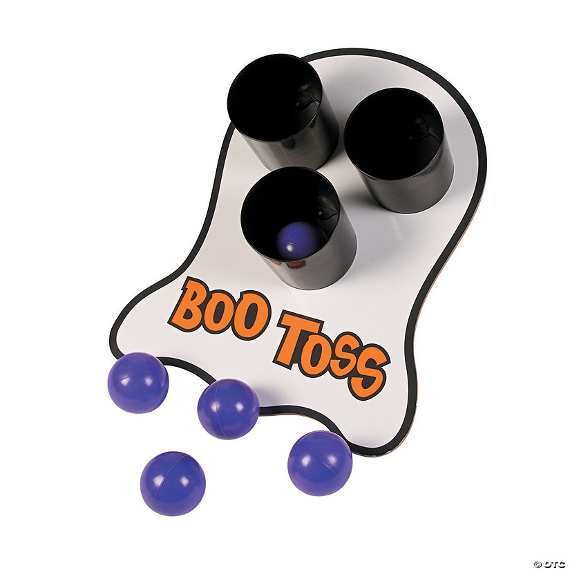 Boo Toss Game