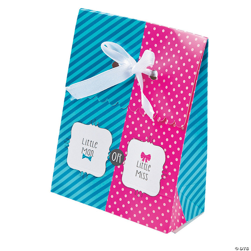 Bow or Bow Tie Goody Boxes