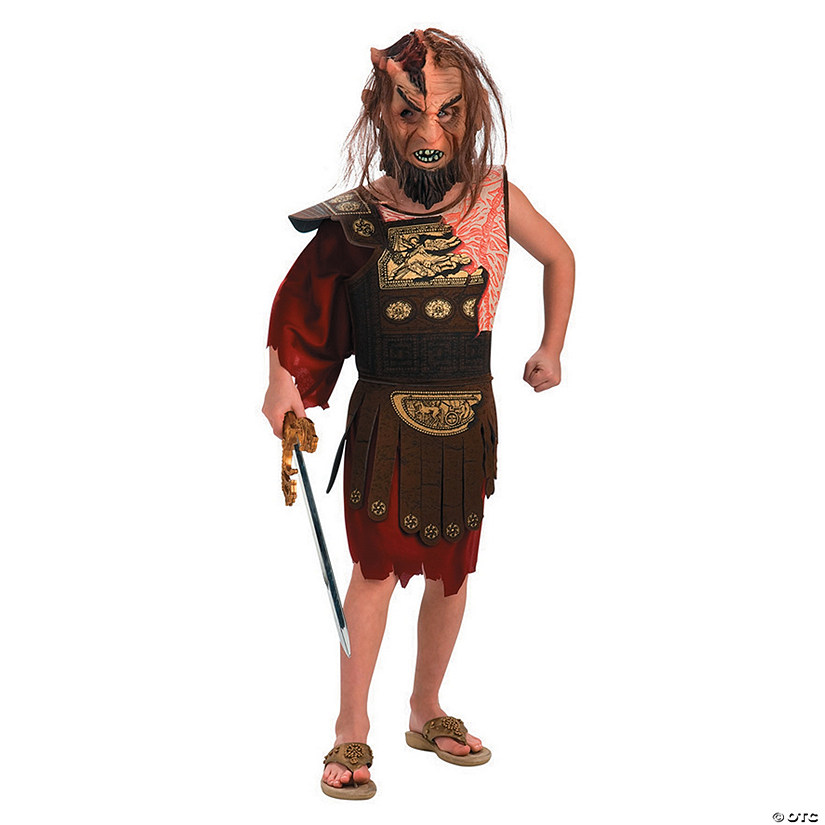 Boy's Deluxe Clash Of The Titans™ Calibos Costume