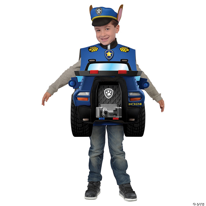 Boy's Deluxe PAW Patrol™ Chase Costume