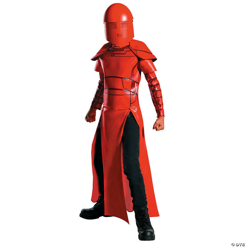 Boy's Deluxe Star Wars™ Episode VIII: The Last Jedi Praetorian Guard Costume
