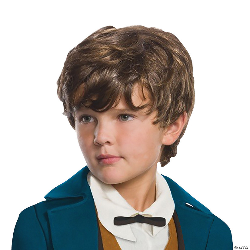 Boy's Fantastic Beasts & Where to Find Them™ Newt Scamander Wig