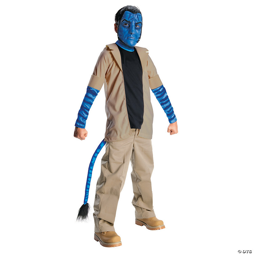 Boy's Avatar Jake Sulley Costume