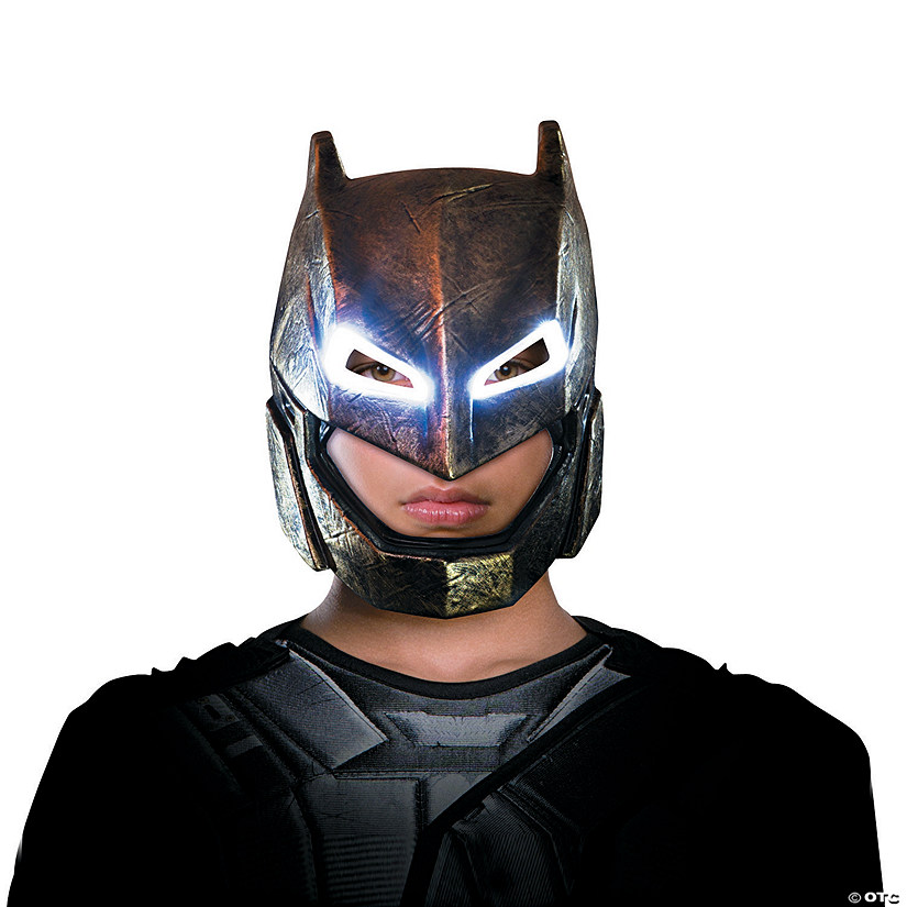 Boy's Batman v. Superman: Dawn of Justice™ Light-Up Batman Mask