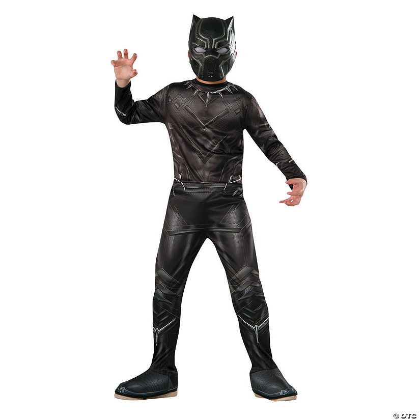Boy's Captain America: Civil War™ Black Panther Costume
