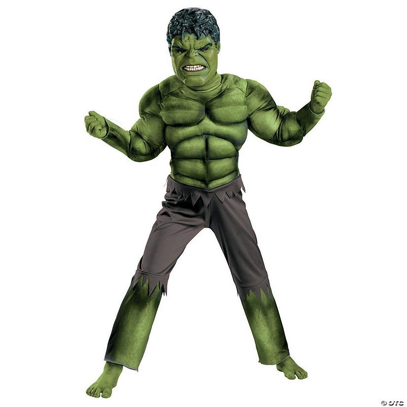 sc 1 st  Oriental Trading & Boyu0027s Classic Avengers Hulk Costume - Medium