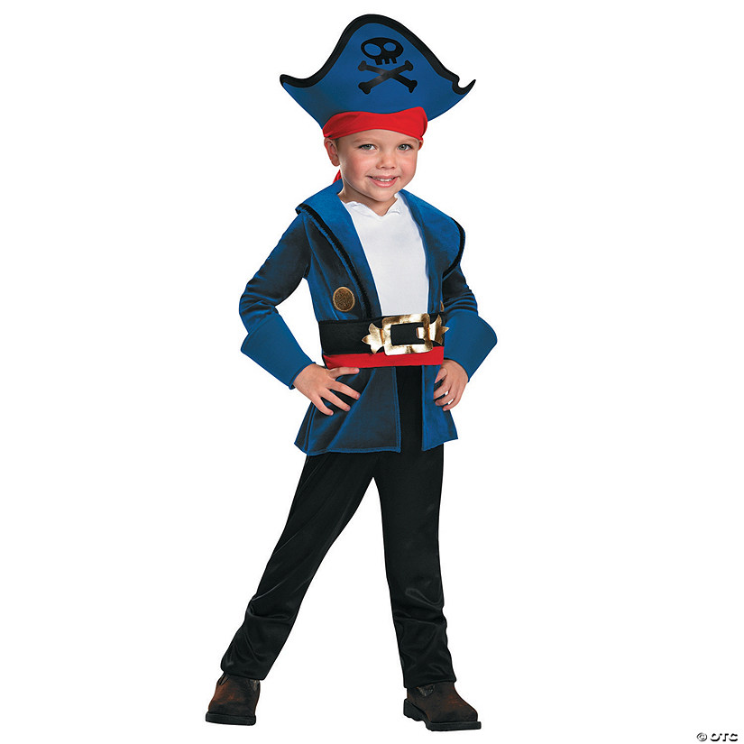 Boy's Classic Captain Jake Costume