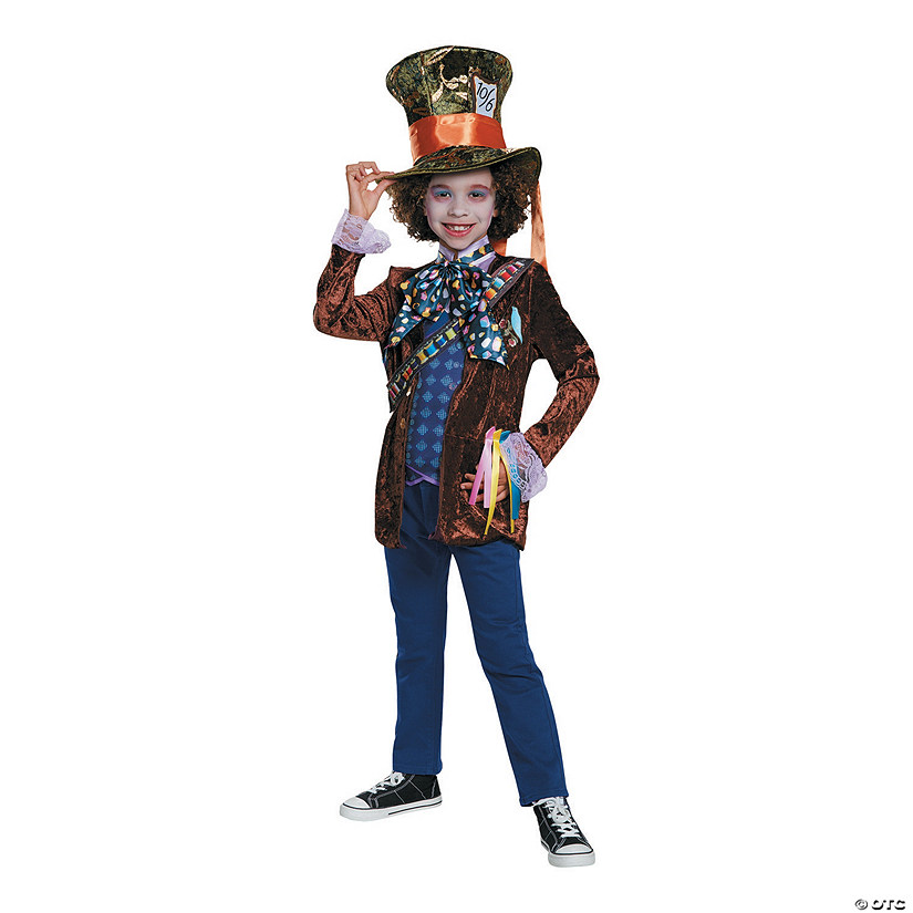 Boy's Classic Mad Hatter Costume