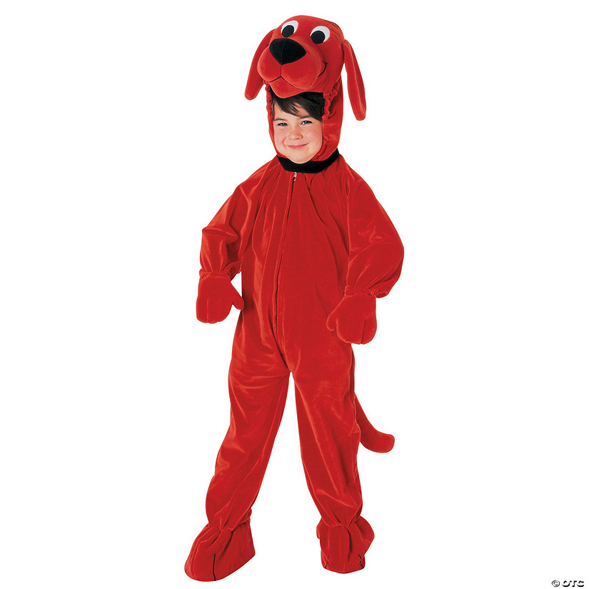 Boy's Clifford Costume