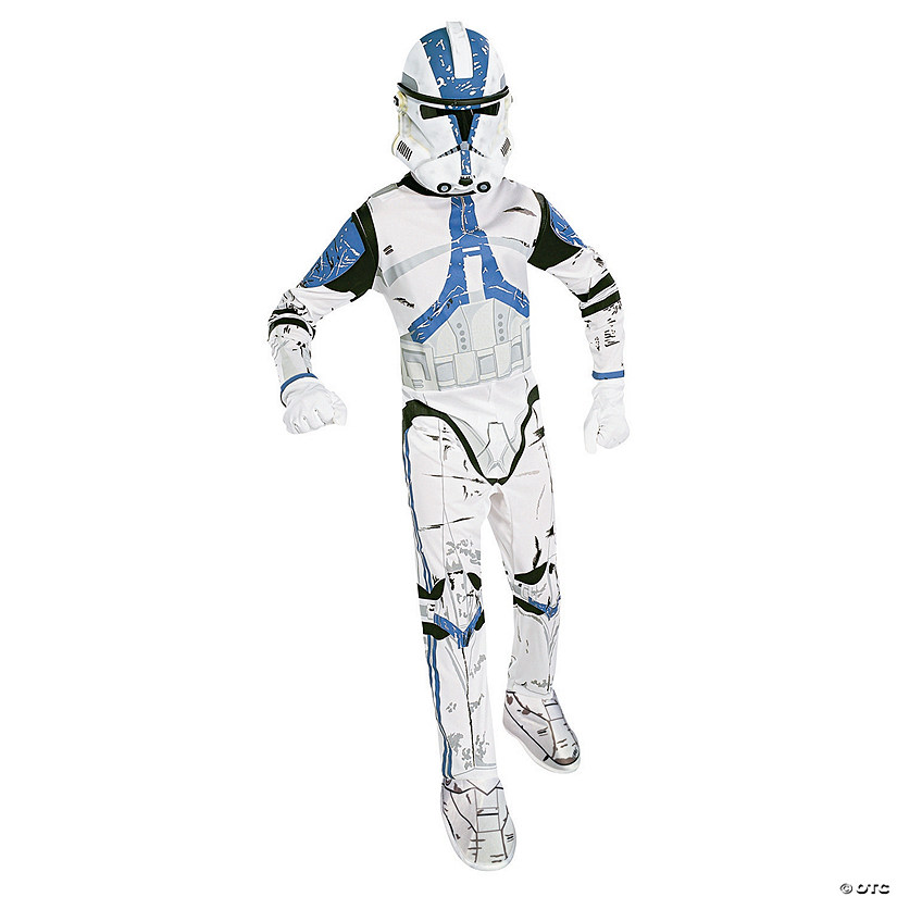 Boy's Clone Trooper Costume