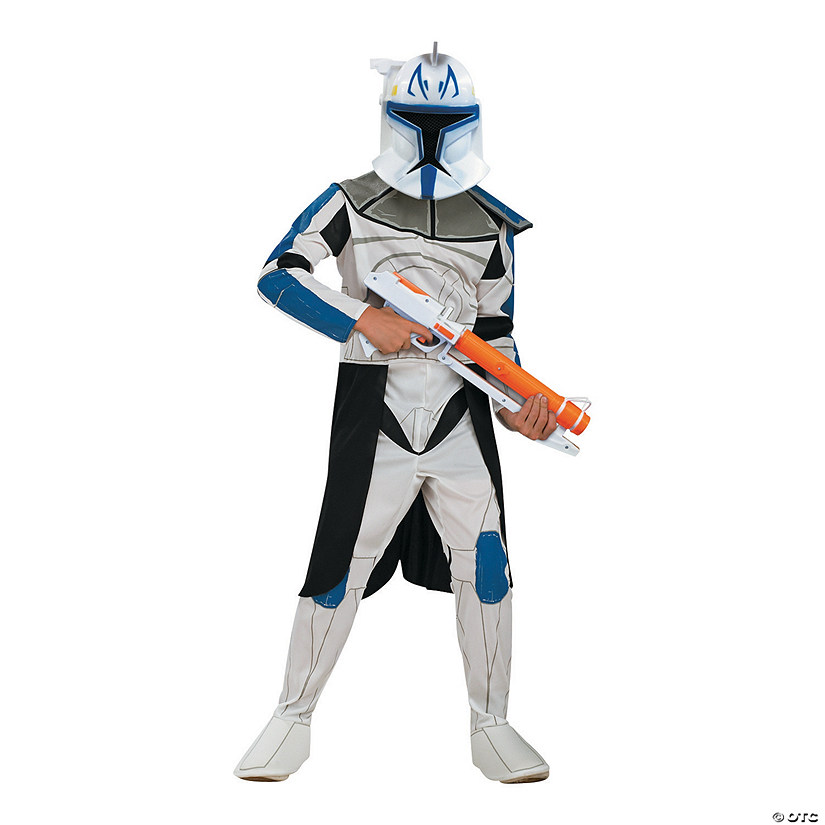 Boy's Clone Wars Captain Rex Costume