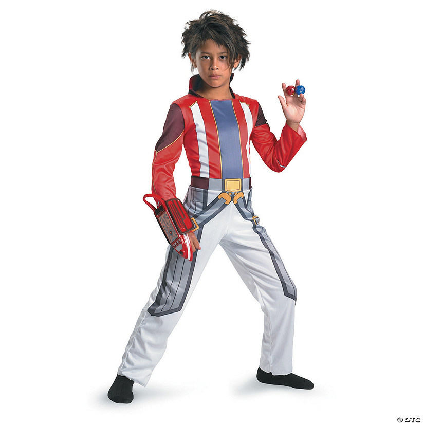Boy's Dan Bakugan Costume