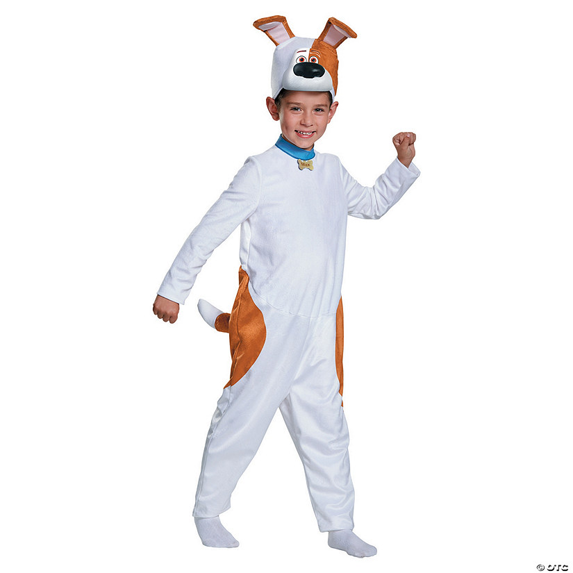 Boy's Deluxe Secret Life of Pets™ Max Costume