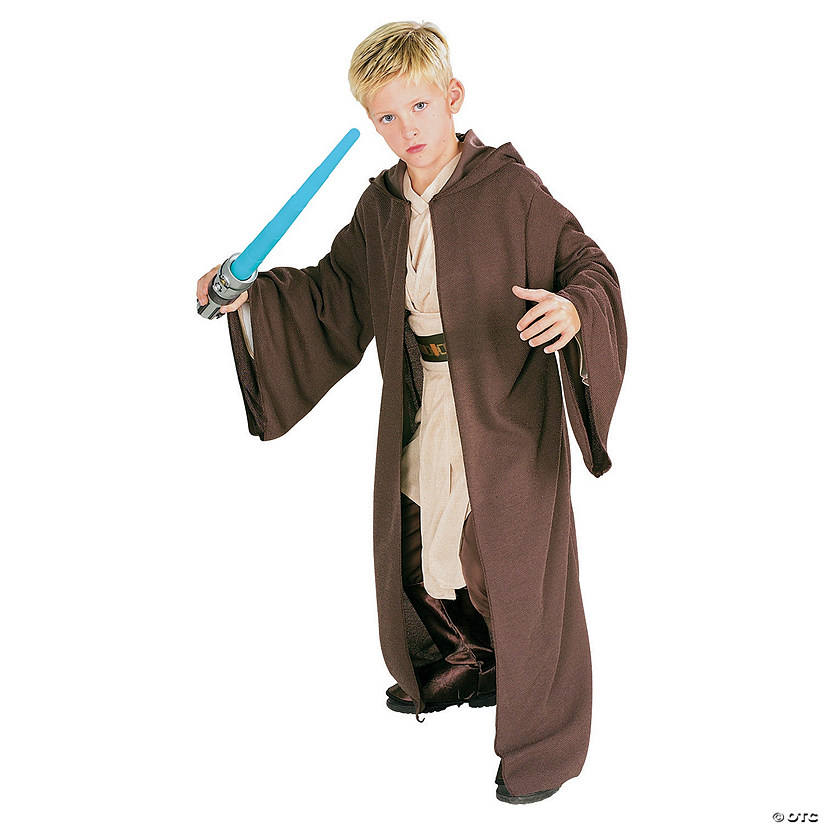 Boy's Deluxe Star Wars™ Jedi Robe Costume