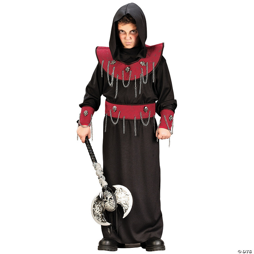 Boy's Executioner Costume